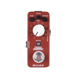 MOOER MOC 1 PURE OCTAVE, MULTI-MODE CLEAN OCTAVER
