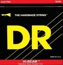 DR B HIBE MR-45-125 5  STRUNY BASS MEDIUM HIGH BEA