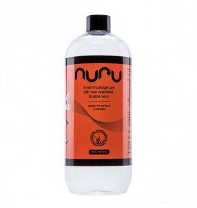 Nuru Massage Gel with Nori Seaweed & Aloe Vera 1000 ml