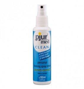 pjur Med Clean Spray 100ml New Formula
