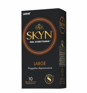 Unimil SKYN Large nielateksowe (1op./10szt.)