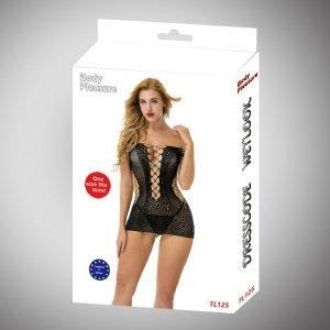 Body Pleasure - Luxury Gift Box - one size - black TL125