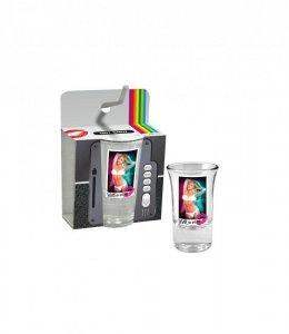 Szkło-HOT SHOT - Kieliszek 35 ml Kobiety