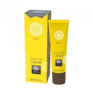 Zel/sprej-Shiatsu Orgasm Cream Couple 30ml.