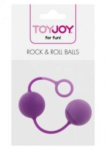Kulki-ROCK & ROLL BALLS PURPLE