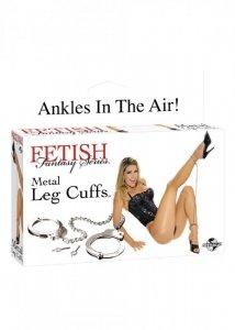 Kajdanki-FF METAL LEG CUFFS