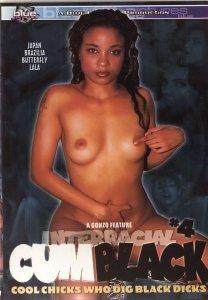 DVD-Interracial Cum Black 4