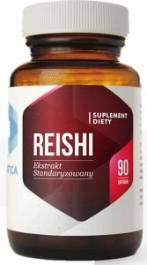 Hepatica Reishi 90 k układ krążenia wyciąg z grzybów