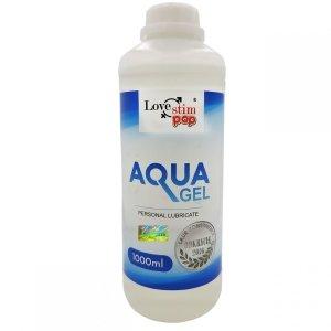 Lubrykant na bazie wody AQUA GEL 1000ml NIE PLAMI