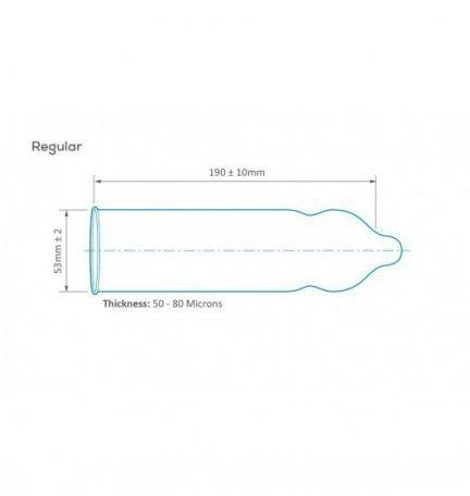 Pasante - Regular (1 op. / 3 szt.)