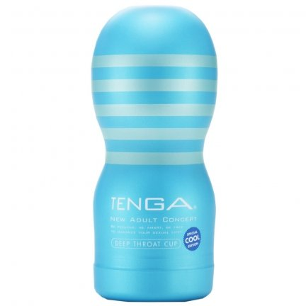 TENGA - COOL EDITION DEEP THROAT