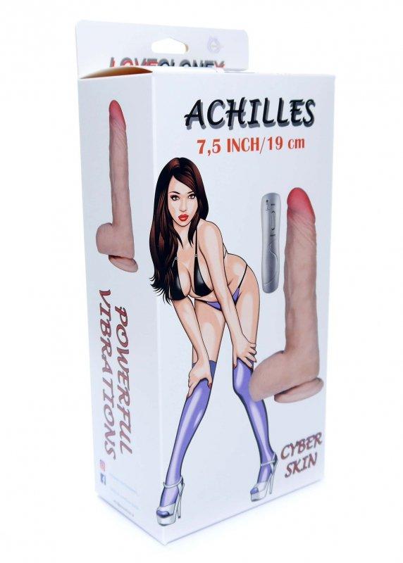 "Wibrator-ACHILLES-LOVECLONEX 7,5""""""""-vibration"