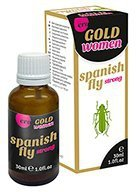 Supl.diety-Spain Fly Women- GOLD strong- 30ml
