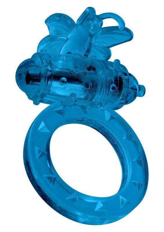 Pierścień-FLUTTER-RING VIBRATING RING BLUE