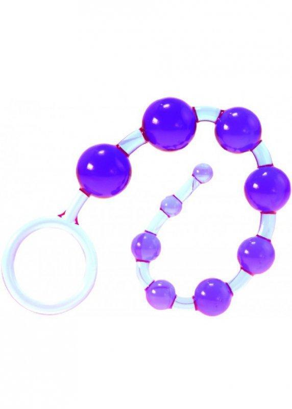 Plug/kulki-Dragonz Tail Anal Beads Kinx