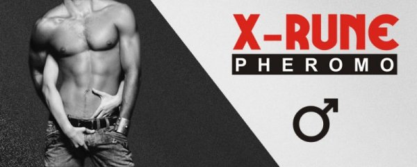 Feromony-X-rune - for men 15 ml