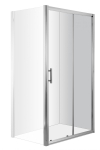 Drzwi wnękowe przesuwne Cynia 120x200cm