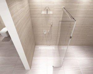 Szyby ścianki Prysznicowe Szklane Wolnostojące Pomysłowałazienka