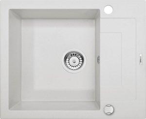 Zlewozmywak 1-komorowy RAPIDO z krótkim ociekaczem