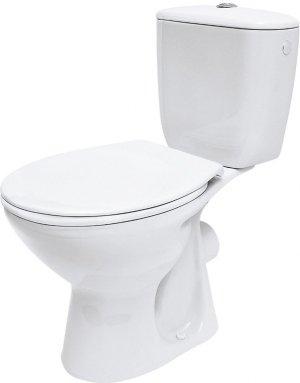 Kompakt Cersanit President poziomy z deską