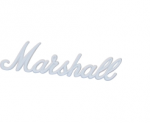 Logo Marshall 6 White
