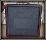 Kolumna Gitarowa 1x12  ELEGANCE BLACK MAGIC DROP V30