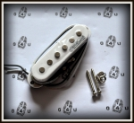 Przetwornik WILKINSON MWVS vintage NECK White