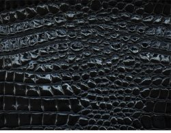 Tolex Black Alligator  140X100