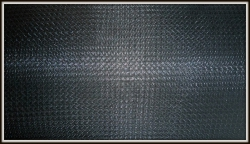 Grill cloth Fender BLACK  (75x75)