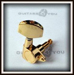 Klucz gitarowy J101 typ Schaller GOLD LEWY