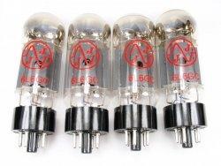 Lampa 6L6 GC JJ Electronic - KWARTET
