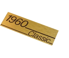 Logo Marshall 1960 Classic  ORYGINAŁ
