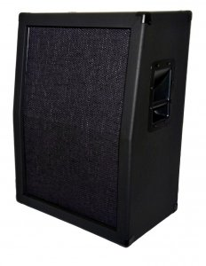 Obudowa do Kolumny BRZOZA 2x12  VERTICAL BLACK