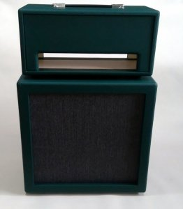 STACK HEAD + OBUDOWA 1X12 Typ Marshall S GREEN