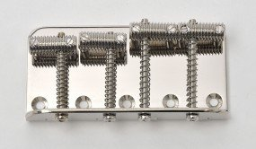 KLUSON Vintage Bass Bridge  HW20C CHROM 4STR