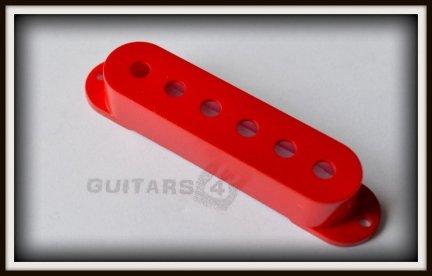 Osłona przetwornika single-coil (52mm) RED