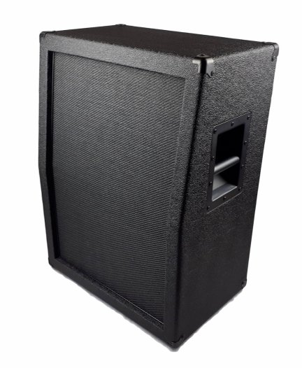 Kolumna BRZOZA 2x12  VERTICAL Black