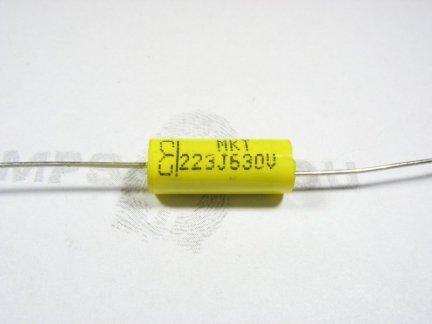 Kondensator foliowy 22nF 0,022uF 630V