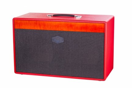 Obudowa kolumny 2x12 Exclusive RED