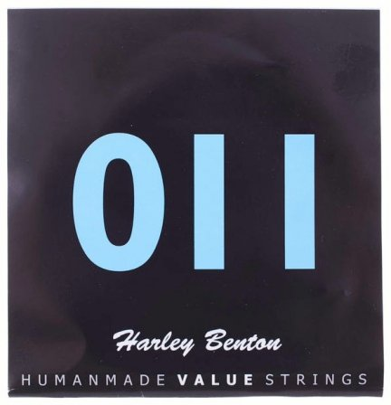 Struny HARLEY BENTON 11 (elektryk)