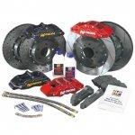 Zestaw hamulcowy AP Racing MITSUBISHI LANCER EVO 4 1997 (przód 4tłoczkowy)