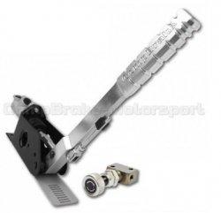 Hydrauliczny hamulec ręczny Compbrake Premier pionowy z pompą i korektorem siły hamowania (450mm)