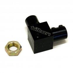 Adapter 90 do podłączenia linki z Bias bar Tilton 3/8 -24