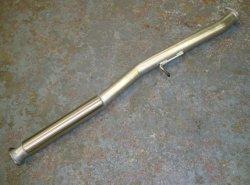 Tłumik środkowy układu wydechowego Hayward & Scott Subaru Impreza GC