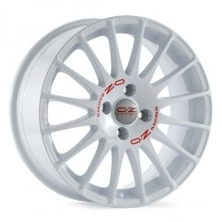 Felga OZ RACING OZ SUPERTURISMO WRC RACE WHITE 6,5x15 4x108 ET18