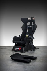 Wkładka regulacyjna dolna do foteli ATECH Racing