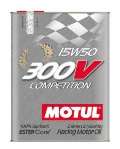 Olej silnikowy 300V COMPETITION 15W50 2l