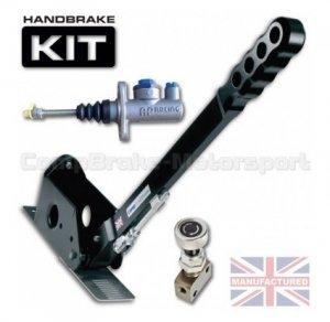 Hydrauliczny hamulec ręczny Compbrake Sportline 450mm z pompą AP Racing i korektorem siły hamowania