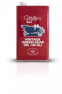 Olej przekładniowy Millers Vintage Green Gear Oil 140 GL1 1L