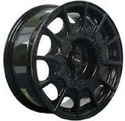 Felga Team Dynamics PRO RALLY  6x15 czarna lub biała